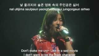Monstar Color Bar - Don't Make Me Cry [English Sub+Hangul+Romanization] M/V