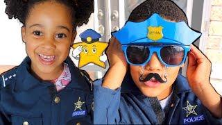 BEST POLICE KID MOMENTS | FamousTubeKIDS