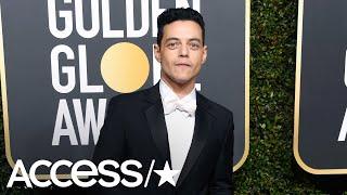 Rami Malek Bows Down To Lady Gaga & Has Awkward Moment With Nicole Kidman At The Golden Globes