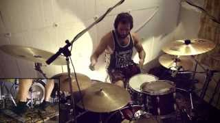 Devin Townsend  Juular (Drum Cover By Albert Mednis)
