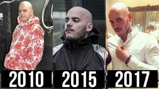 Evolúcia Majselfa 2010 až 2017 | Do2x