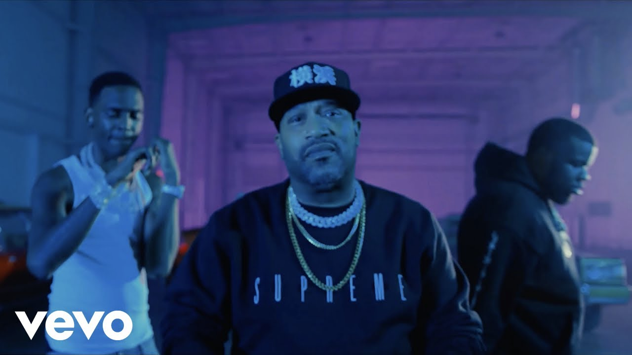 Bun B - In My Trunk Ft. Young Dolph, Maxo Kream (Official Video)