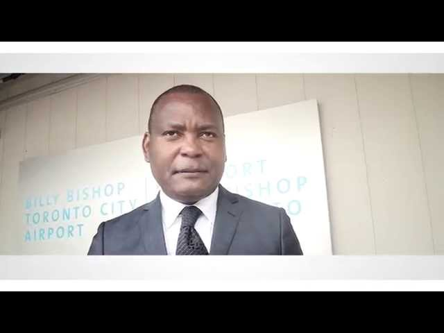 Dr Jacques Maluma de retour au Canada + Interview