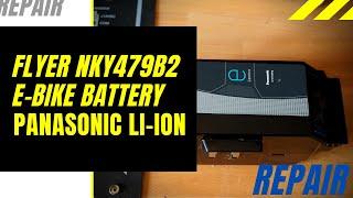 Panasonic E-bike Akku LI-ION Battery Repair NKY479B2