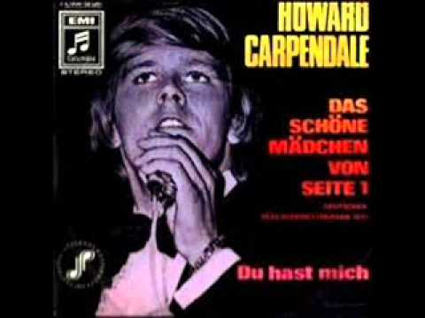 howard carpendale du hast mich listen watch download and discover music for free at. Black Bedroom Furniture Sets. Home Design Ideas