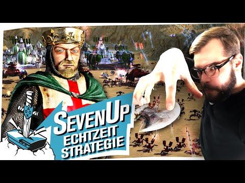 Top 7 Echtzeit Strategiespiele - SEVEN UP