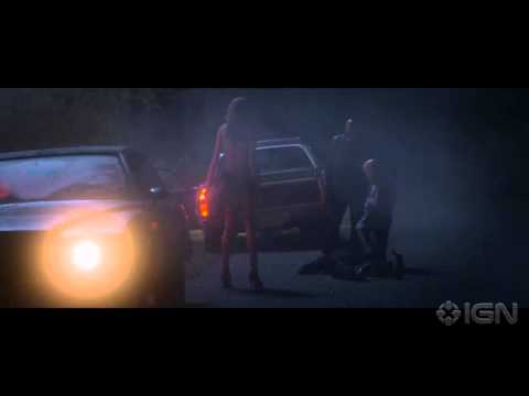The Bag Man (Clip 'Car Fight')