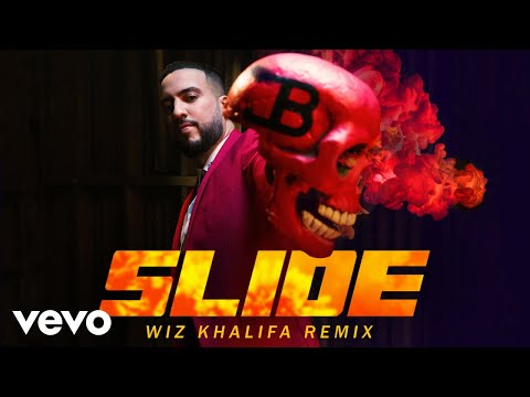 "French Montana – ""Slide"" (Remix) ft. Wiz Khalifa, Blueface, Lil Tjay"