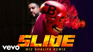 French Montana   Slide (Remix   Audio) Ft. Wiz Khalifa, Blueface, Lil Tjay