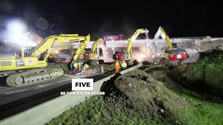 PDI 401 & Concession Road 7 Bridge Demolition