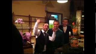 preview picture of video 'OZIUM RISTORANTE WINE BAR COCKTAIL BAR IN GUARDISTALLO (PI)'