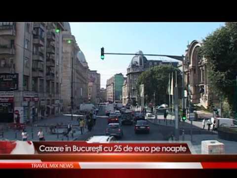 Cazare in Bucuresti cu 25 de euro pe noapte