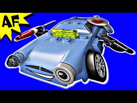 Vidéo LEGO Cars 9480 : Finn McMissile
