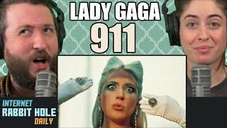 "LADY GAGA - ""911"" (Music Video) REACTION! | IRH daily"