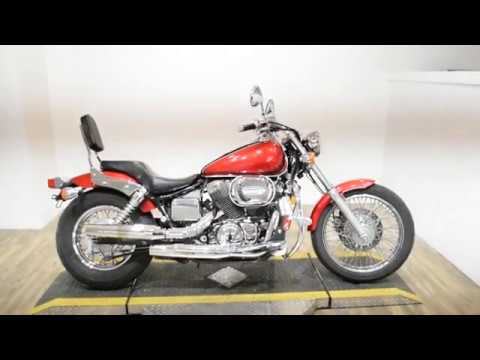2003 Honda Shadow Spirit 750 in Wauconda, Illinois - Video 1