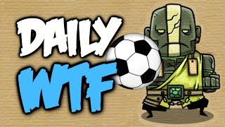 Dota 2 Daily WTF - FIFA World Cup