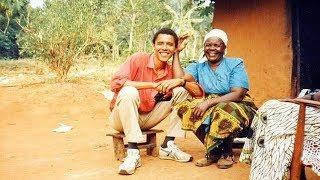 Barack Obama: I chased after chicken when I visited Mama Sarah