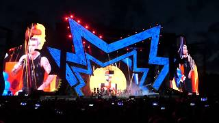 Robbie Williams - Party Like A Russian/live in Vilnius 2017