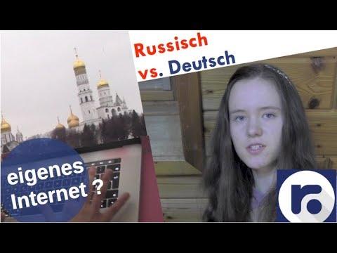 Baut Russland ein eigenes Internet? [Video]