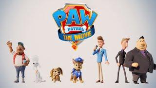 PAW Patrol: The Movie - Cast Featurette - Paramount Pictures