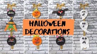 Halloween Decorations   Paper Halloween Decorations