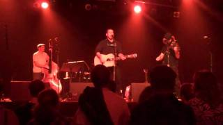 "Chuck Ragan - ""Rotterdam"" Live at Revival Tour 09"