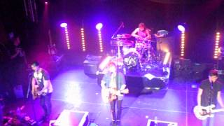 5 Seconds Of Summer - Gotta Get Out Live London Islington (12/5/13)