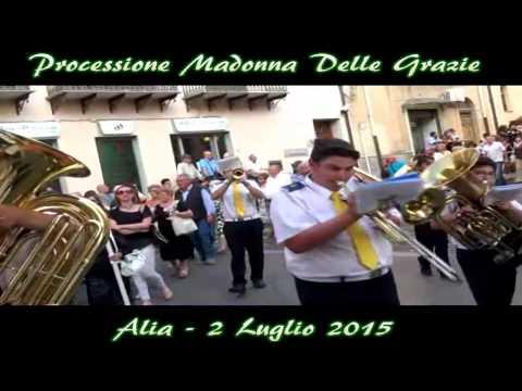 Processione Madonna Delle Grazie - Alia 2 Luglio 2015 - (3/5)