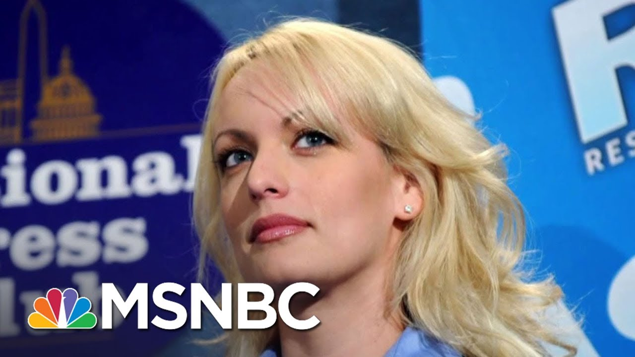 Stormy Daniels Sues Donald Trump Over Hush Agreement | All In | MSNBC thumbnail