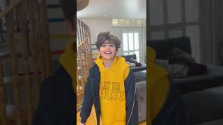 8 Year Old Loses His Mind! ????????
