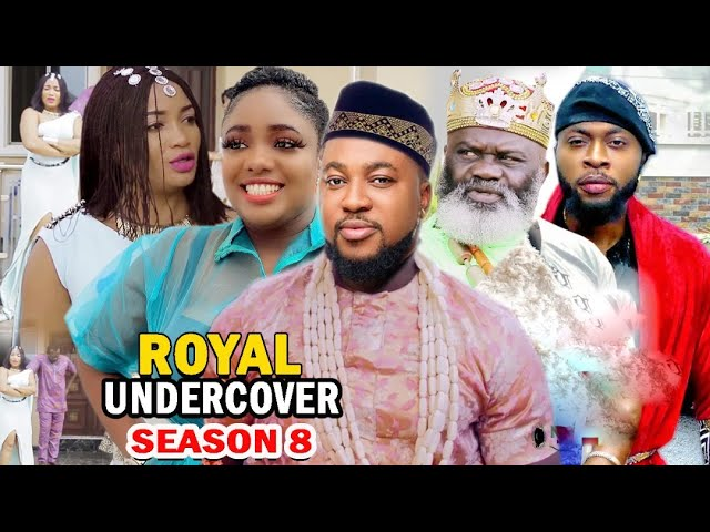 Royal Undercover (2021) Part 8