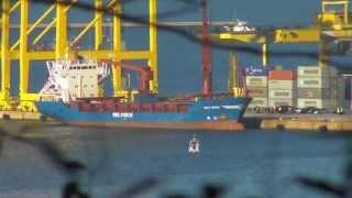 Rifiuti radioattivi nel porto di Trieste
