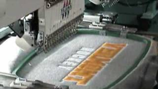 Laser Applique Process for Shirts from Custom Identity Apparel