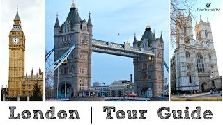 London | Travel Guide & Overview | HD 1080p