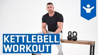 15 Minute Kettlebell Workout with Tom Johnson | Myprotein by Myprotein