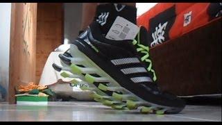 Adidas Springblade sem barulho de pato