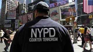 Paris attacks response: New York City ramps up security, sets up counter-terrorism unit - TomoNews
