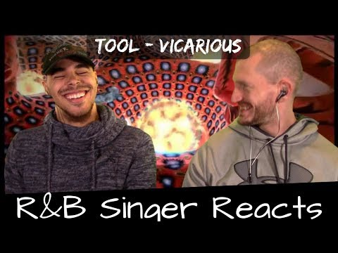 Tool - Vicarious: R&B Head Reaction and Discussion