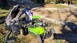 RC TLR 8ight 3.0 E & nitro buggy jumps fpv | Gopro Hero8 | Hypersmooth 2.0 #8ight #buggy #nitro