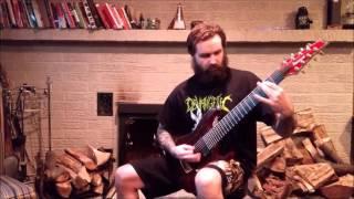 ABHORROGENESIS - GUITAR PLAYTHROUGH FRANK