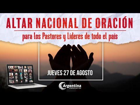 48. Altar Nacional de Oración | Jueves 27/08
