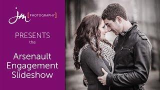 Arsenault Slideshow - Engagement Photos Calgary