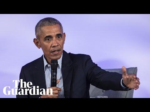 Barack Obama: Poukazování na chyby není aktivismus
