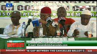 Imo State Governorship Election Result Collation Pt.4 |The Verdict|