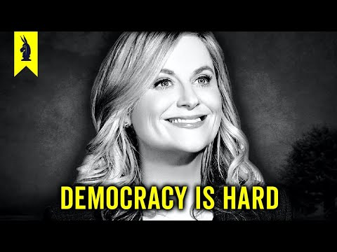 Parks & Rec: Is Democracy Doomed?