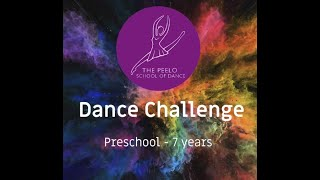 Dance Challenge Preschool – 7years