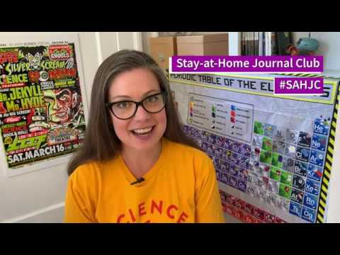 Stay-at-Home Journal Club- Invitation to Present