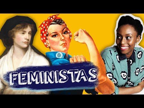 ORELHA E CAPA DURA - FEMINISMO