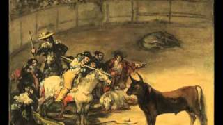 Bullfight, Suerte de Varas (Goya)