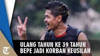 Ulang Tahun ke-39 Tahun, Bambang Pamungkas Jadi Korban Keusilan Pemain Persija Jakarta